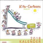 Platz 7: Kita Cartoons Klaender
