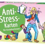 Platz 7: Anti-Stress-Karten