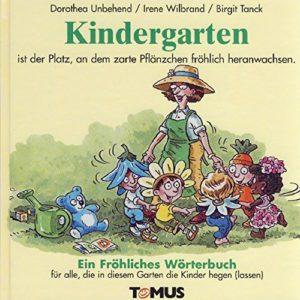 Platz 10: Kindergarten Wörterbuch