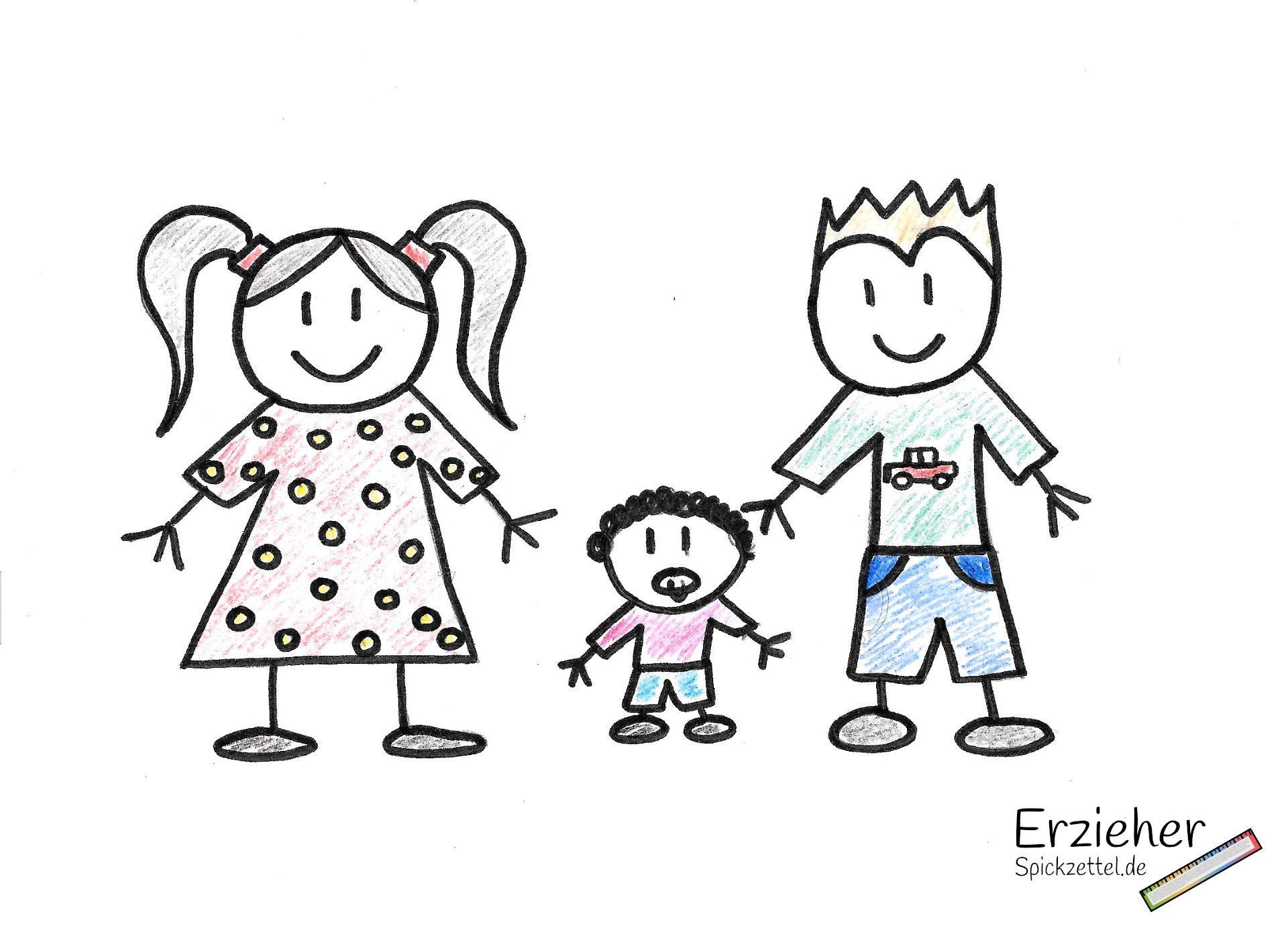 Bild vom Kind/Menschen