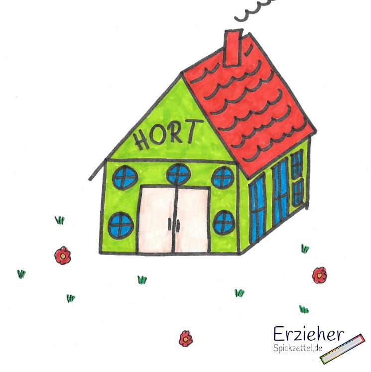 Einrichtungsbeschreibung - Hort - Beispiel