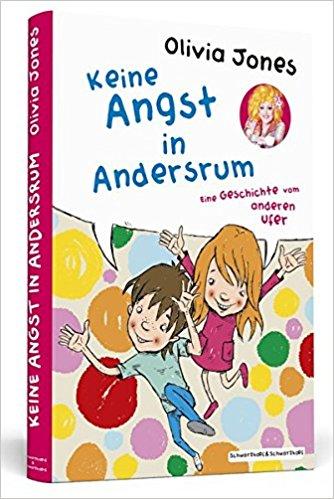 """Kinderbuch """"Keine Angst in ANDERSRUM: Eine Geschichte vom anderen Ufer"""""""